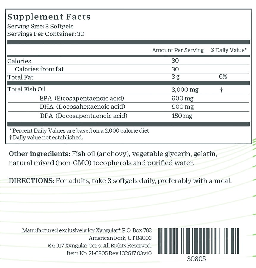 Canada Omega_Nutrition Facts Large