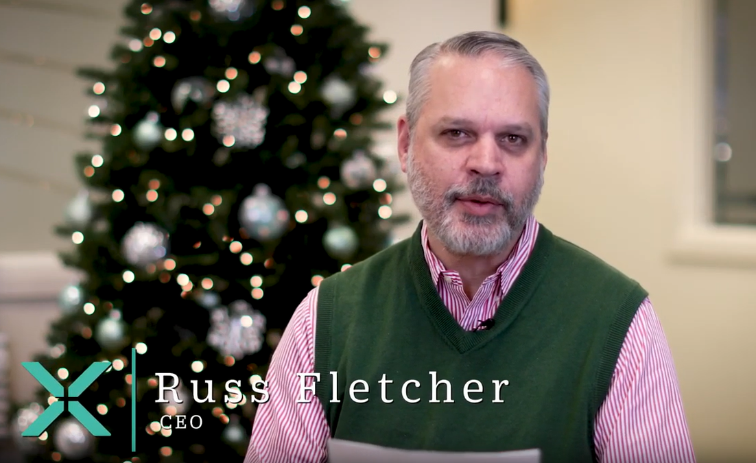 Holiday Poem Reading by Russ Fletcher