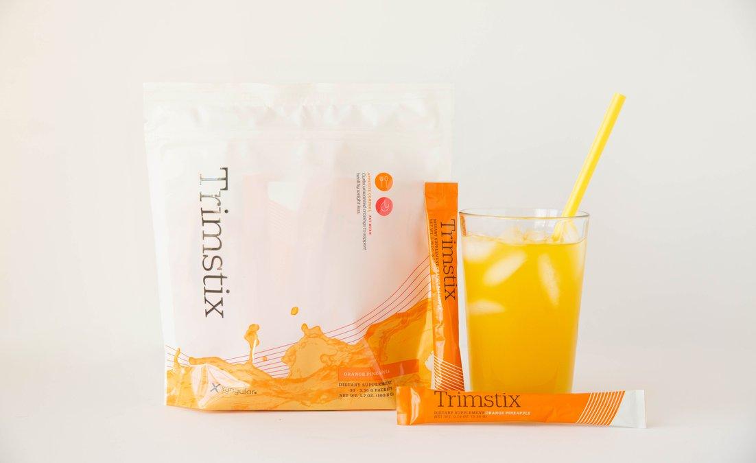 Trimstix Orange Pineapple