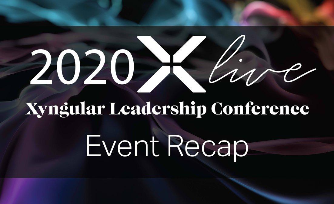 Xyngular XLC Event Recap