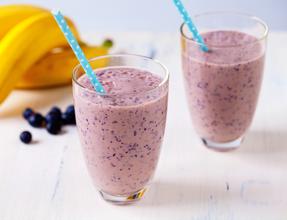 Blueberry Banana Lean Smoothie