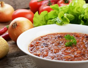 Beef chili to jumpstart your healthy eating plan.