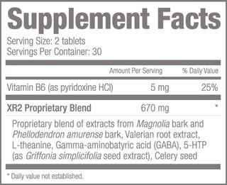 Xr2 nutrition